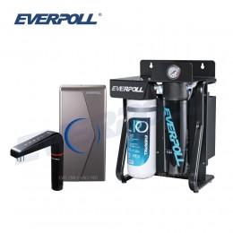 直出式極淨純水設備 (RO-900)+廚下型雙溫UV觸控飲水機 (EVB-298-E)