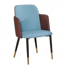 (滋涵傢俱)瑞貝皮餐椅(2色) 台北新北除偏遠含運